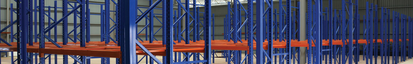 TTF HD Selective Pallet Racking Systems Manufacturer
