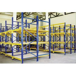 twin-bay-racking-system