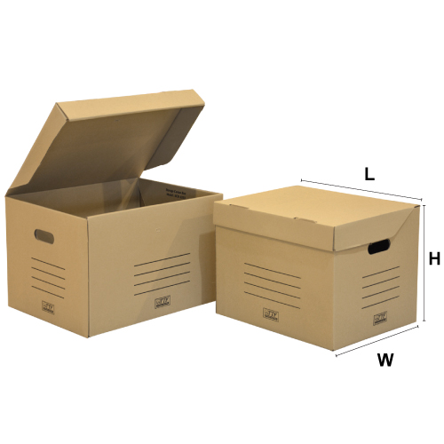Paper Storage Container Carton Box 01_resize