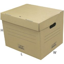Paper Storage Container Carton Box 02_resize