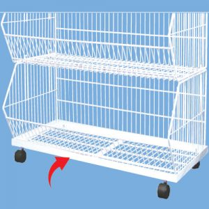 Stackable Basket Tray cw Wheel_resize