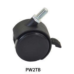 2 inches Plastic Wheel Caster PW2TB_resize