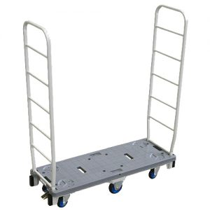 6 Wheel Slim Cart without Shelf 6SC503_resize