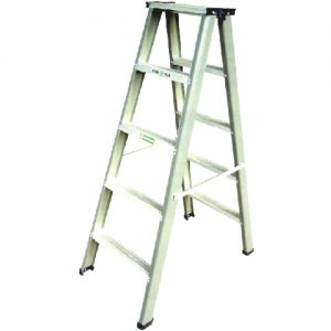 Aluminium Double Sided Heavy Duty Ladder_resize