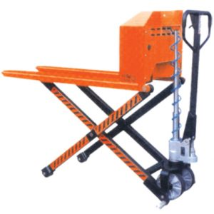 Electric-Scissor-Lift-Pallet-Truck-(Red---Small)
