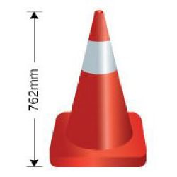 Plastic Road Safety Cone SC30 01_resize