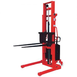 Semi Auto Stacker with Straddle Leg SSL Series_resize