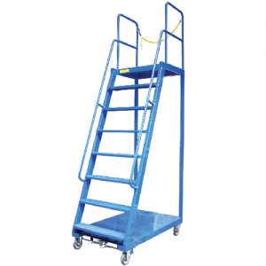 Step Ladder Trolley Picker Cart_resize