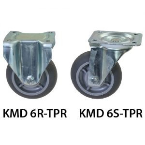 6 inches KMD TRP Wheel Castor KMD 6R-TPR_KMD 6S-TPR_resize