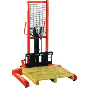 Manual Stacker with Straddle Leg SSL Series